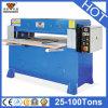 Machine de découpage hydraulique de natte de jeu de chevreaux (HG-A30T)