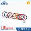 大きさの方法高品質の25mm着色された分割されたリング