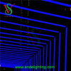 Diodo emissor de luz Neon Flex Rope Lights para Building Deco