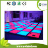 (IP65-68) Rainbowfloor/Nightclub-Floorings/Disco-Floors를 위한 LED Floor Tiles
