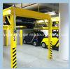 電気自動車のスタッカーを二重駐車する中断されたPaltform