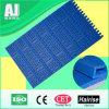 Banda transportadora modular plástica de la calidad de la red internacional del rubor