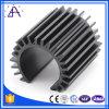 Dissipador de calor de alumínio para a luz do diodo emissor de luz (BA-018)