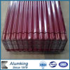 Color differente Coated Corrugated 1100 Aluminum Sheet/Plate per Rooft