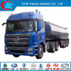 Tractor를 가진 Foton 3 Axle Chemical Liquid Semi Trailer