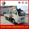 Dongfeng 3.2t Lifting Capacity Truck Mounted Crane