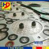 完全なガスケットキットのための6D34掘削機エンジン分解検査のガスケットキット