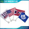 Vlaggen van het Autoraam van de Polyester van de Gift van de douane de Decoratieve (B-NF08F06065)