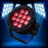 15W Rgabw 5in1 im Freien IP65 LED Stadiums-Aluminiumbeleuchtung