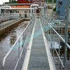 Grating van het Staal van Multipanel van Haoyuan Gang voor de VoetReeks van het Verkeer