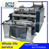 Cortadora automatizada de hoja del PVC