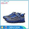 涼しい黒LEDの人の靴の低い上の白熱明るい靴