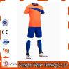 Futebol uniforme Jersey do futebol do Sublimation com seu logotipo