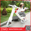 Scooter eléctrico plegable de venta caliente dos ruedas