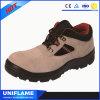 Zapatos de seguridad de acero de la mujer de la punta de la marca de fábrica Ufa087