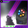 4in1 6X15W Mini B-Eye LED Moving Head Light