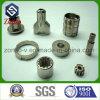 Componentes que muelen del CNC de la precisión del OEM del acero inoxidable del aluminio de mucha demanda de la aleación