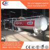 Het Benzinestation van LPG met het Vullen Machine voor de Kokende Gasfles van het Huis