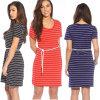 L'estate delle donne ha barrato il vestito dal cotone (A137)