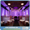 Ajustable Aluminum Backdrops decoración Stretch Pipe para la boda