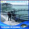 Cage nette de pisciculture, cages de flottement d'aquiculture, cages de mer d'aquiculture