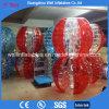 Balón de fútbol inflable humano de Zorbing de la bola de la burbuja de la carrocería