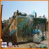 Gestión de residuos de plantas de petróleo, refinería de petróleo de motor de ocasión