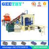 Qt4-15c vollautomatischer Farben-Straßenbetoniermaschine-Ziegelstein-Block, der Maschine herstellt