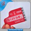 Carte combinée de promotion d'affaires de PVC de nouveau modèle
