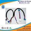 Asambleas del varón del harness del alambre eléctrico y de cable de la hembra