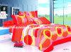 Commercio all'ingrosso del fabbricato del lenzuolo stampato poliestere