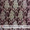 De goedkope Stof van het Kant van de Polyester voor Verkoop (M5215)