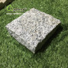 Pietra bianca grigio-chiaro del ciottolo del granito di spaccatura naturale G603