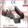 Adapter le procédé de protection électrostatique de poudre avec la qualité
