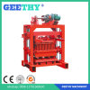 Ручные блоки цемента кирпича машины Qtj4-40 блока цемента делая машину