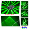 Luz laser de la animación verde, luz del disco del equipo de DJ (L856G)