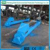 Taladro Convyor, sistema de la tolva de transportador del polvo para dar material