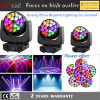 18X15W 4in1 RGBW Zoom/Non Zoom Moving Head Light mit Flower Effect