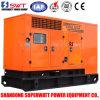 Супер молчком тип тепловозный комплект генератора с силой 900kw Perkins