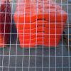 2.1*2.4m Metal Galvanized Temporary Fence