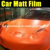 Orange opaco Film per Car Wrap