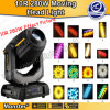 Natale Decoration 280W 10r Beam Spot Wash 3in1 Moving Head Light
