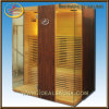Preiswerter Preis-beste verkaufende weites Infrarot-Sauna-Luxuxräume (IDS-3LUX)