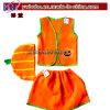 Terno do traje de Halloween da abóbora (COS1029)