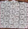 Encaje de algodón / tela de algodón / tela de encaje de algodón (6242)