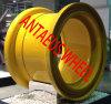 ブルドーザーの車輪の縁(45-36.00/4.5、45X36.00/4.5)