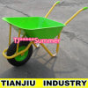Edilizia Construction Tools Wheelbarrow Wb5220 con Air Wheel