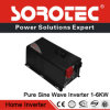 6kw 48VDC Pure Sine Wave Inverter con Charger Bypass para Solar Inverter