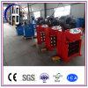 중국 PLC 통제 신속 변경 공구 호스 주름을 잡는 기계