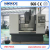 Fresadora vertical Vmc7032 del centro de mecanización del eje del CNC 4 del aluminio